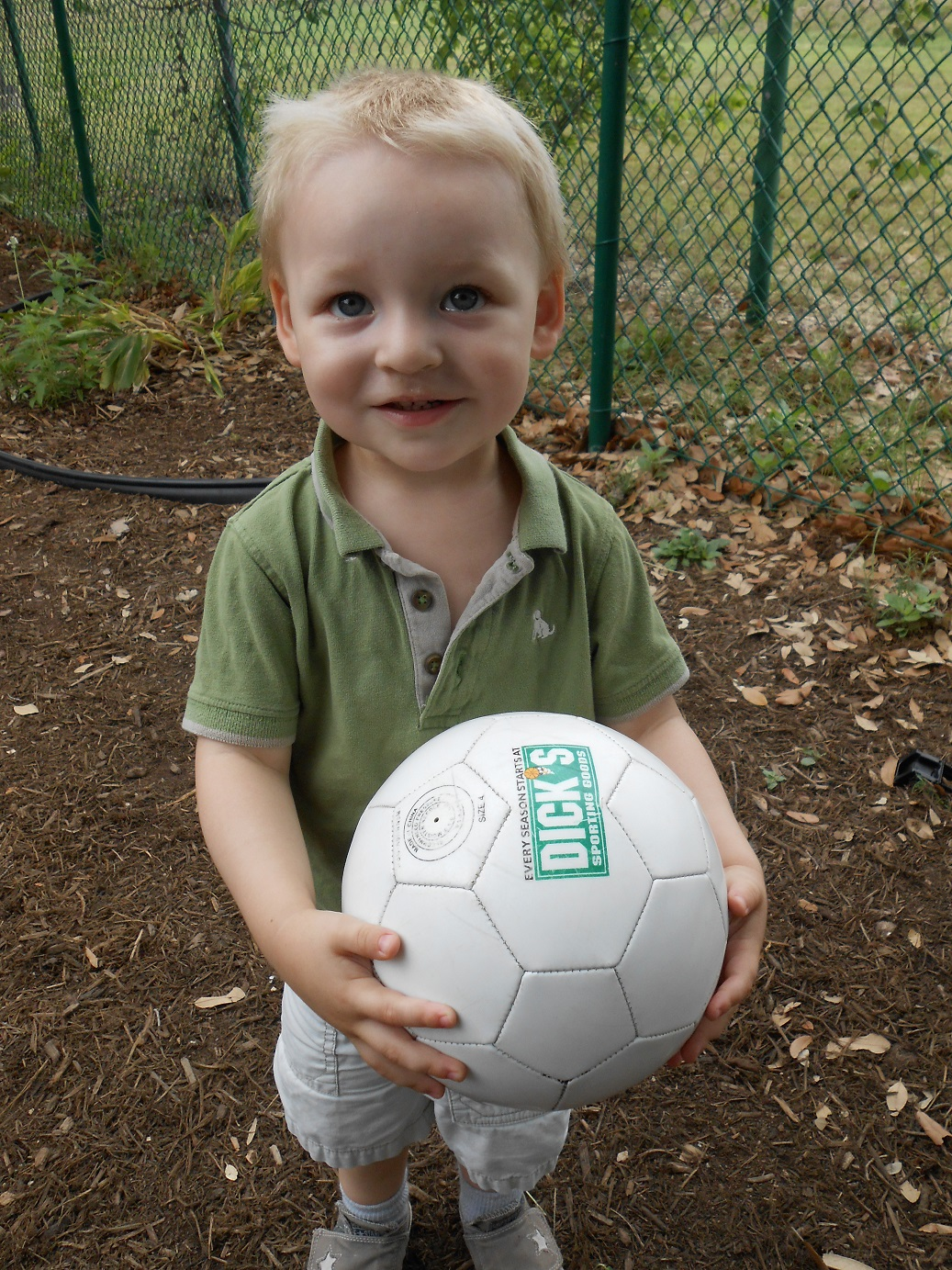 Toddler Soccer = Awesome!