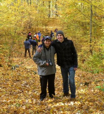 Homestead Trail, Tobin Preserve