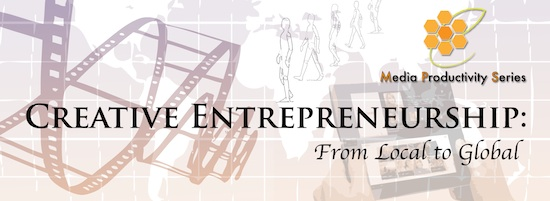 Creative Entrepreneurship header