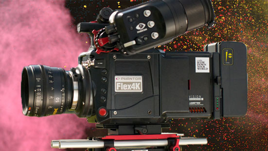 Phantom Flex4K header
