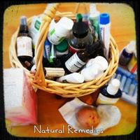 Christy Funk's Natural Remedies Basket of Goodies