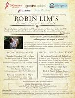 An Evening with Robin Lim