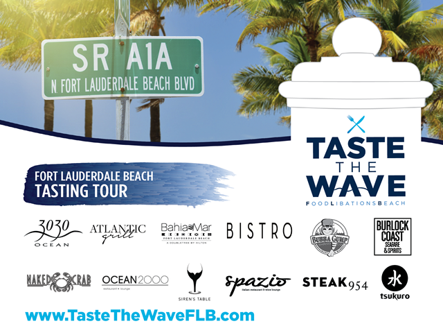Taste the Wave Participant Logos