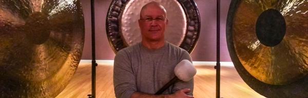 Marian Kraus' Gong Sound Healing