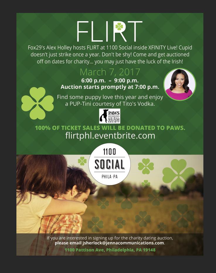 Flirt 3/7 Xfinity Live