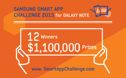 Samsung Smart App Challenge 2013 details