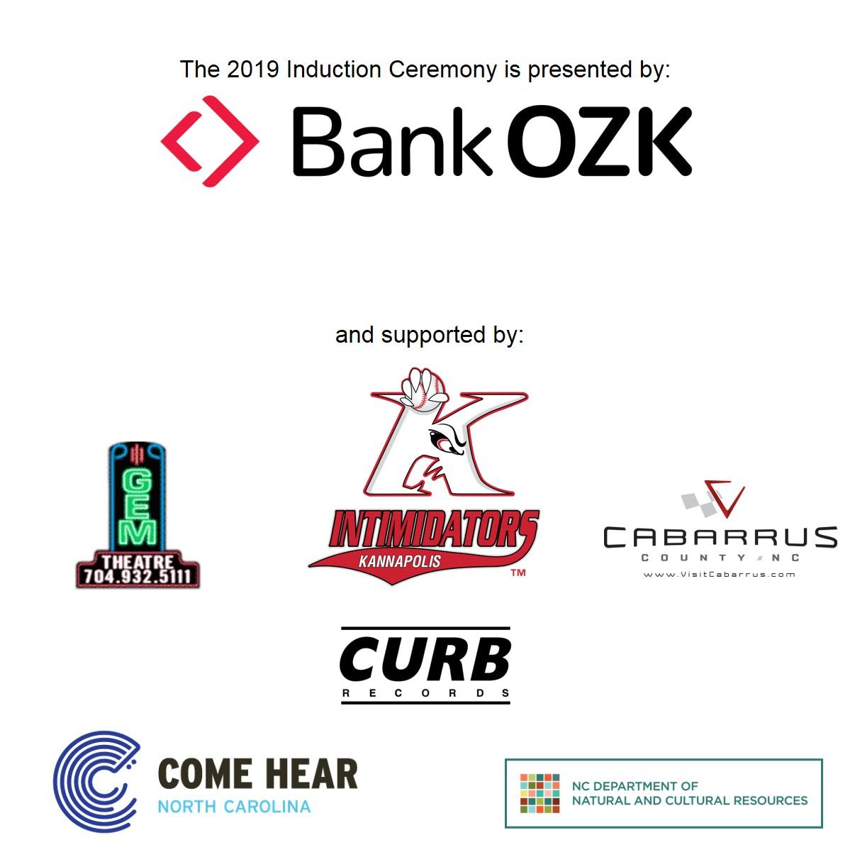 Sponsors BANKOZK