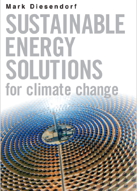 Sustainable Energy Solutions book cover
