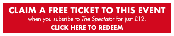 Click here to redeem a free ticket to this event.