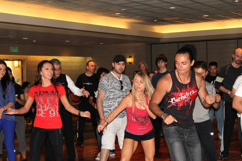 Beginning Salsa Class with Javier Campines