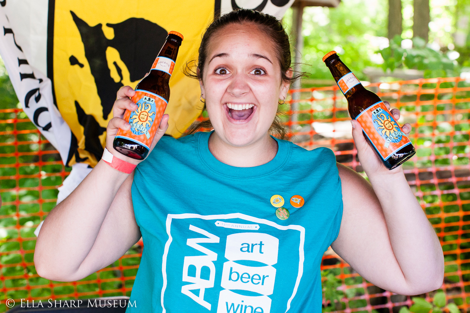 Art, Beer & Wine Festival Volunteer