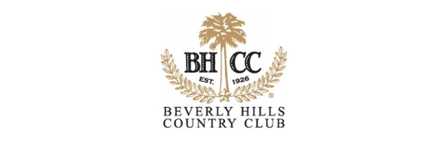 Beverly Hills Country Club 3084 Motor Ave. Los Angeles, CA 90064
