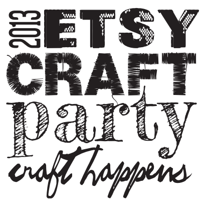 Etsy Craft Party Orange County Craft Happens