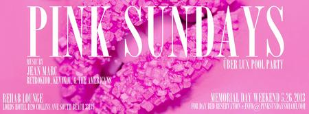 Pink Sundays Miami