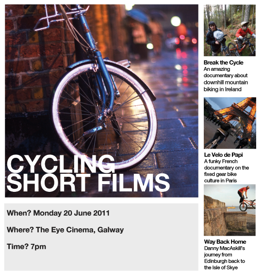 Cycling Film Shorts