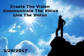 create communicate vision