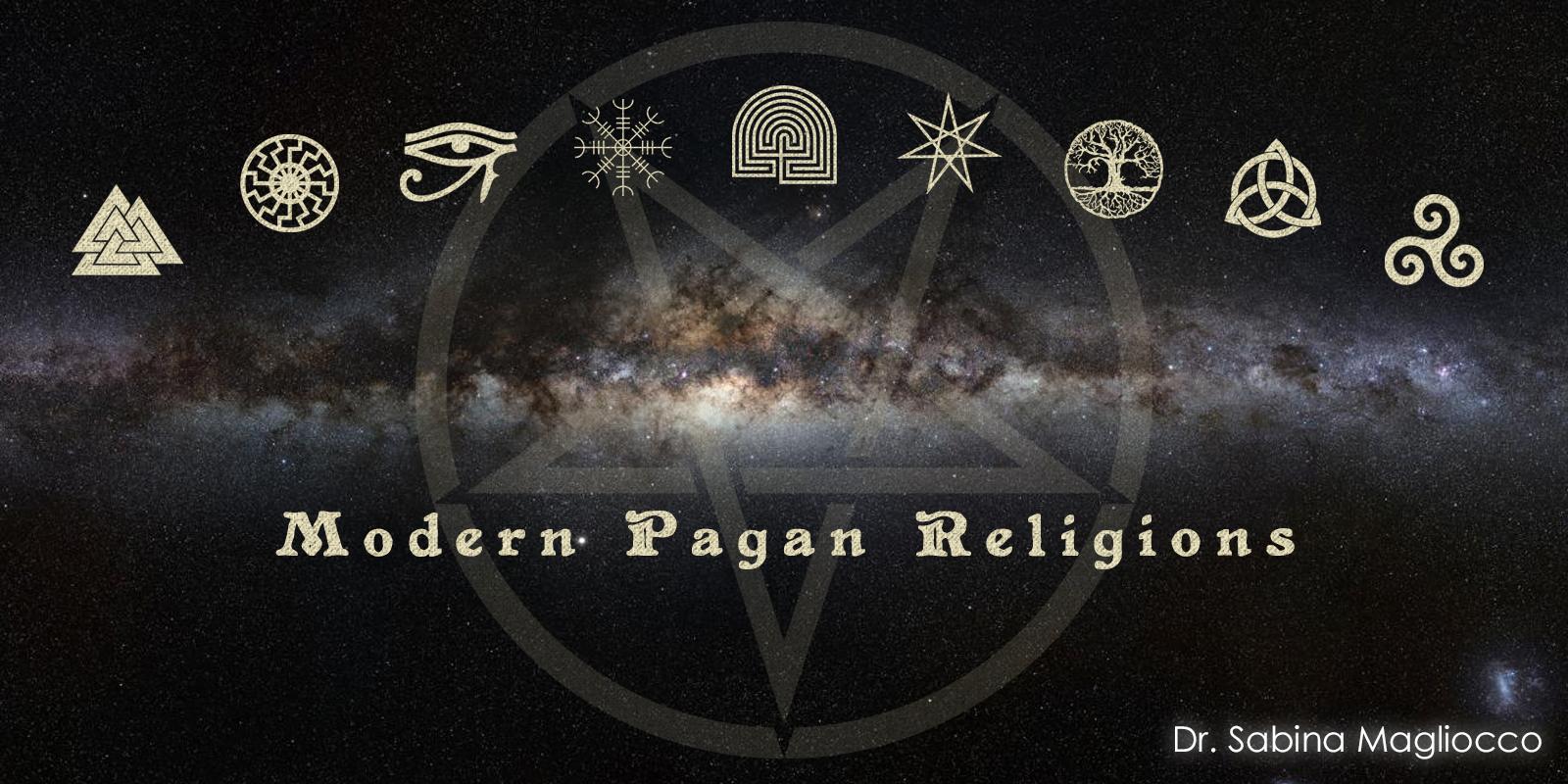 Modern Pagan Religions