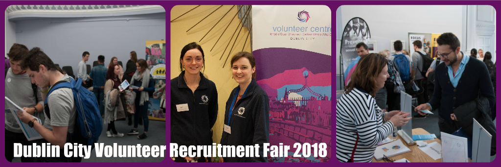 Volunteer Recruitment fair 2018