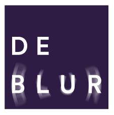 DEBLUR Logo