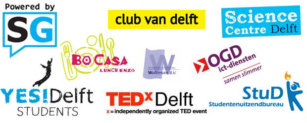 Sponsors TEDGlobal Simulcast @ Club van Delft