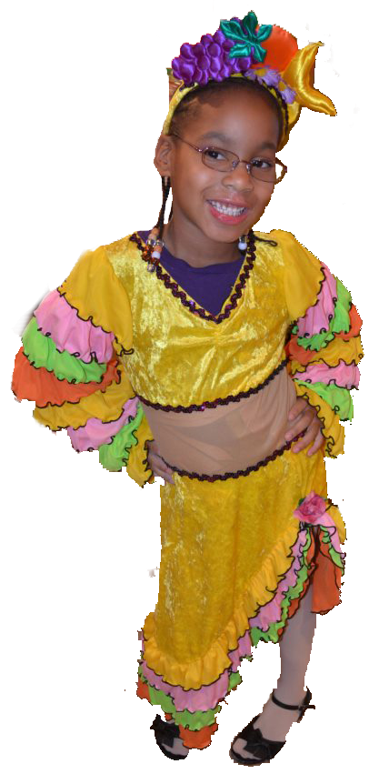 Best Costume Winner