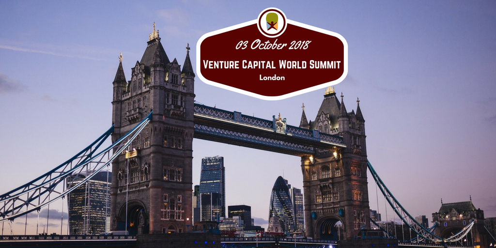 London Venture Capital World Summit 2018