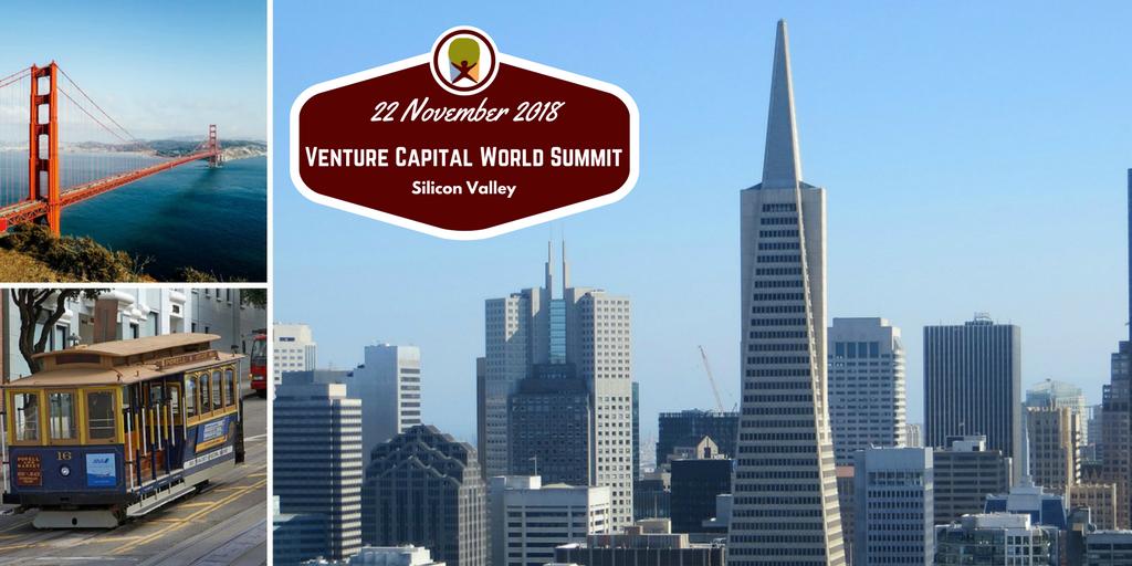 Silicon Valley Venture Capital World Summit 2018
