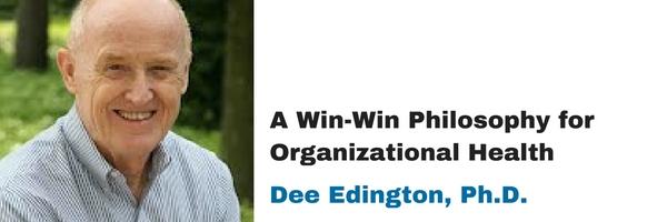 Dee Edington, Ph.D.