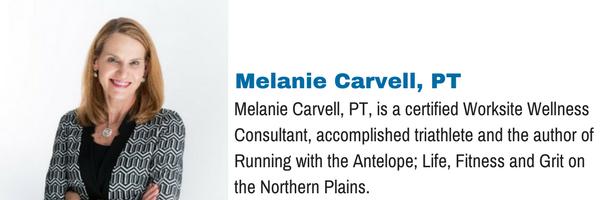 Melanie Carvell, PT Biography