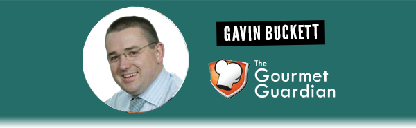 Gavin Buckett SPEAKER from Gourmet Guardian