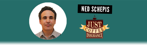 Ned Schepis SPEAKER from Just Coffee Insurance