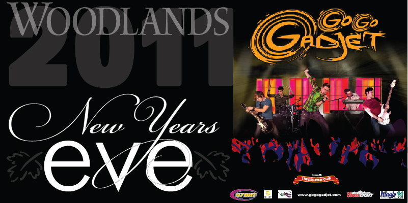 Woodlands New Years Eve