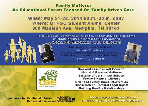 Family Matters Forum