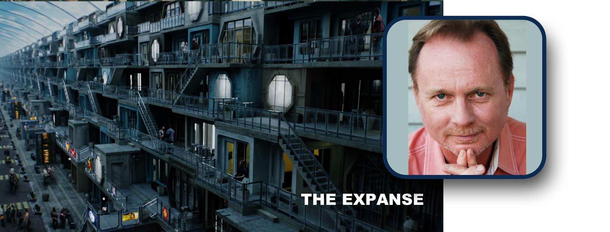 Bob Munroe - The Expanse