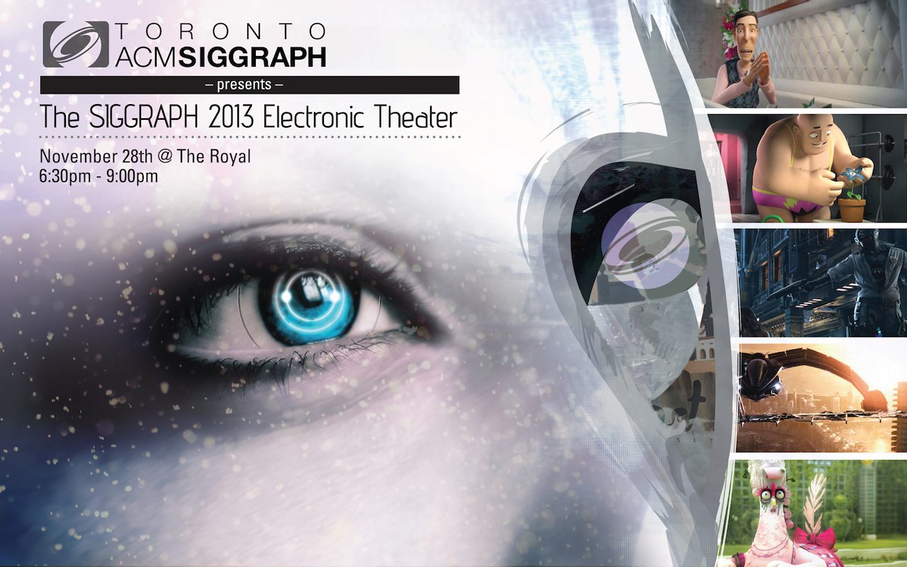 Electronic Theater 2013