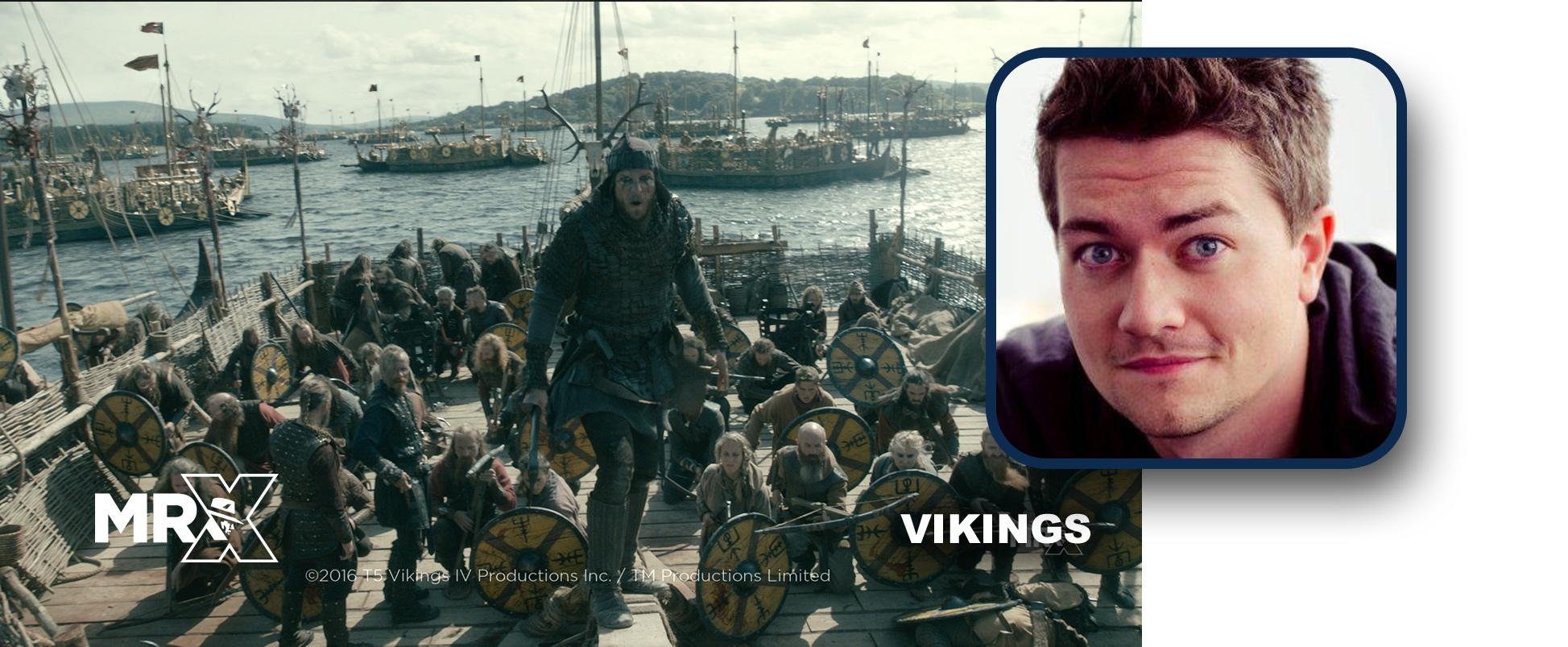 Kieran McKay - Vikings
