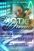 Exotic Dream: Night of a Thousand Lights