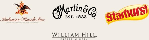Sponsors: Anheuser-Busch, Inc. William Hill Estate Winery, Martin & Co.