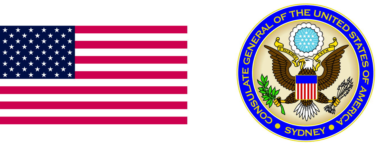 US Consulate of Sydney logo