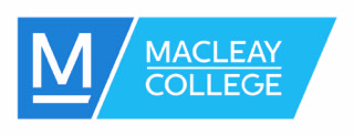 Macleay College logo