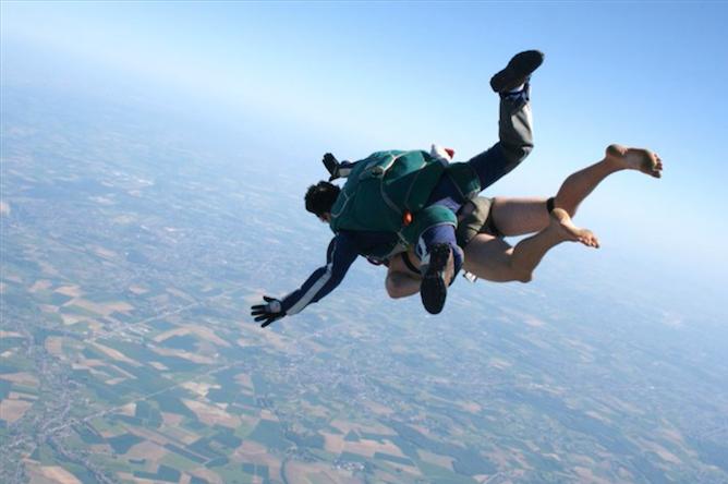 #58- Skydive Naked