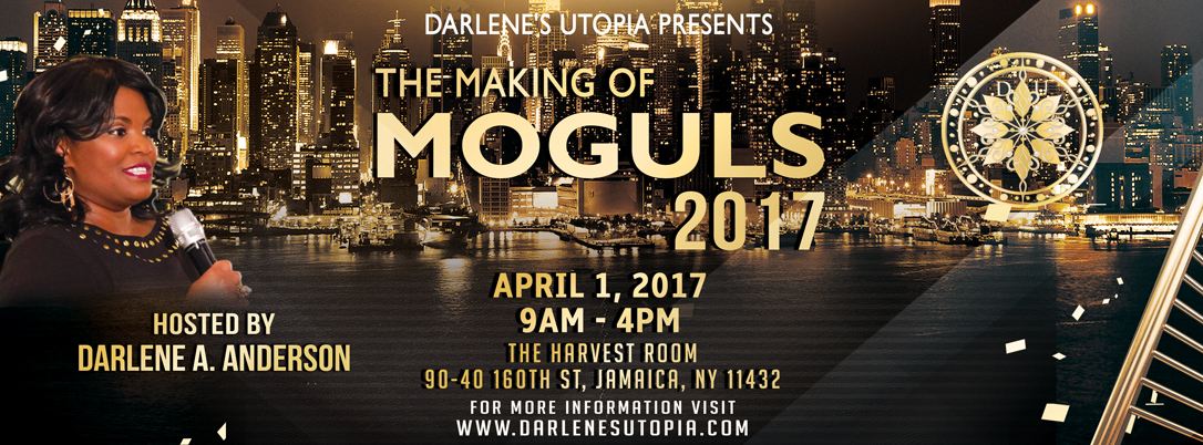 Darlene's Utopia.  The Making Of Moguls. 4.2017
