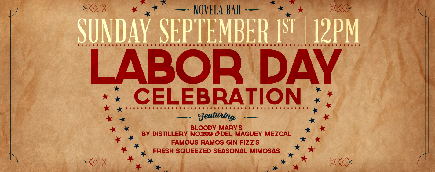 Labor Day Celebration Banner