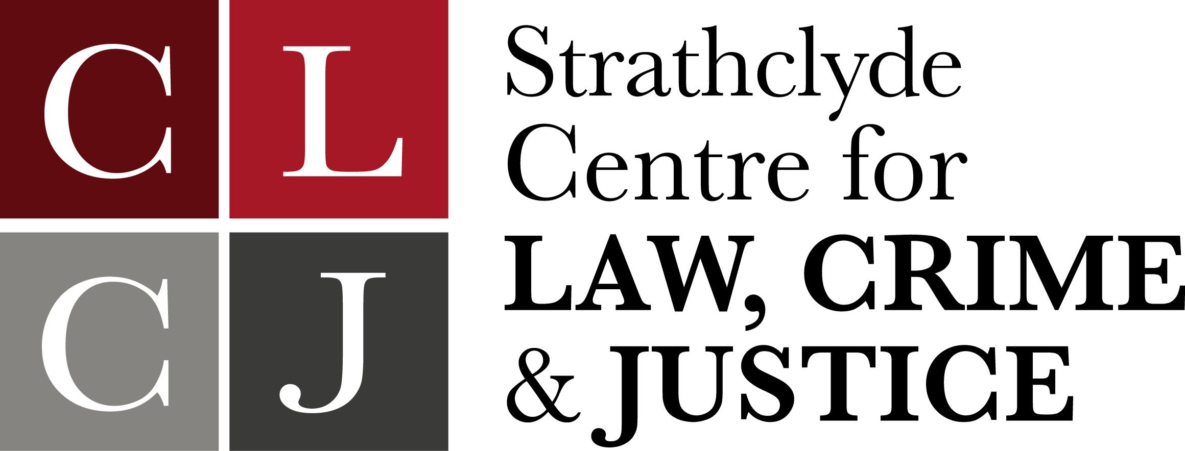 Strath CLCJ logo