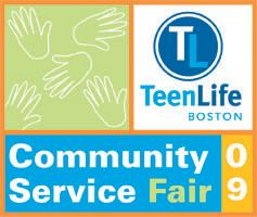TeenLife Boston Community Service Fair 2009