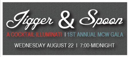 Jigger & Spoon – A Cocktail Illuminati        1st Annual...