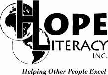 Hope Literacy logo