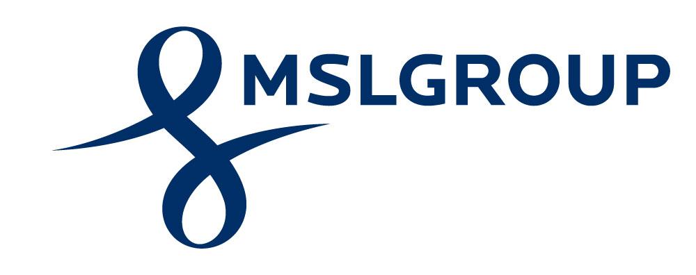 MSLGROUP logo