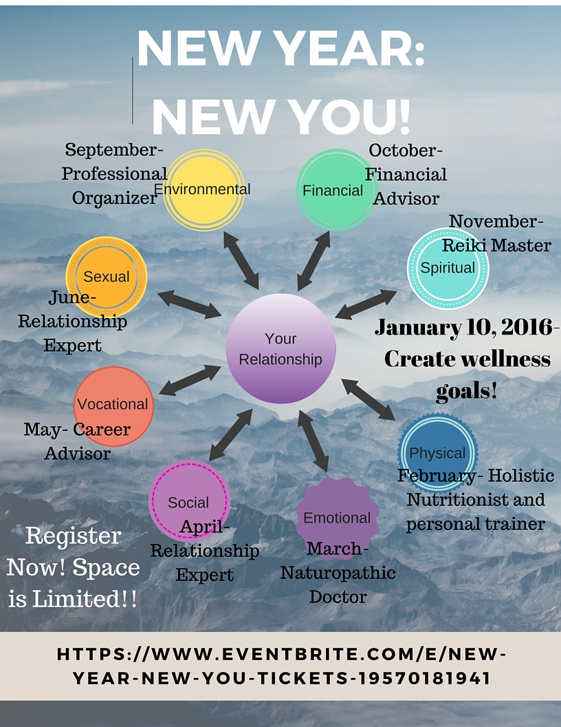 New Year: New You! Poster