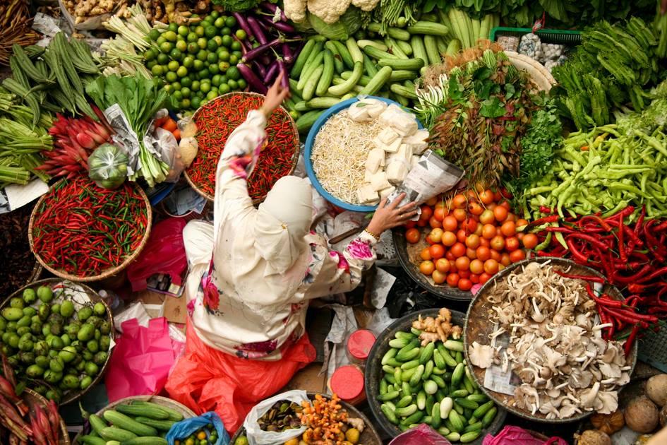 Local micro-market